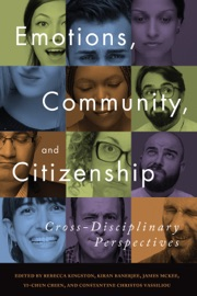 Emotions Community And Citizenship