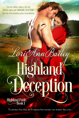 Lori Ann Bailey - Highland Deception book