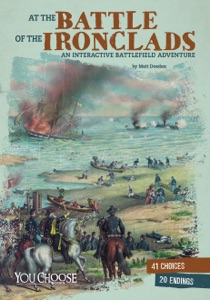 At the Battle of the Ironclads