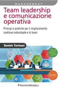 Team leadership e comunicazione operativa Libro Cover