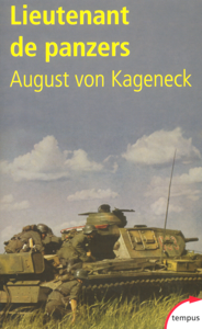 Lieutenant de Panzers La couverture du livre martien