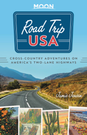 Road Trip USA book