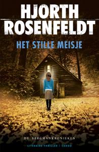 Het stille meisje Boekomslag
