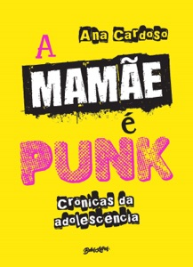 A mamãe é punk Book Cover
