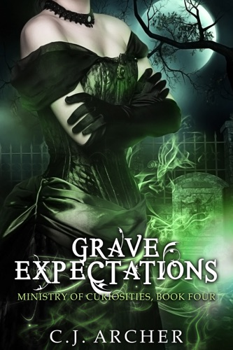 C.J. Archer - Grave Expectations