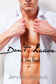 Don't Leave book