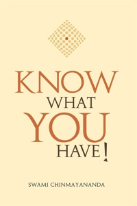 KNOW WHAT YOU HAVE!