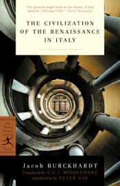 The Civilization of the Renaissance in Italy