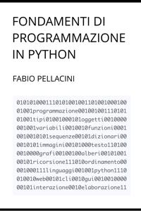 Fondamenti di Programmazione in Python Copertina del libro