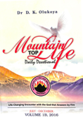 Mountain Top Life Daily Devotional, Vol 1B 2016