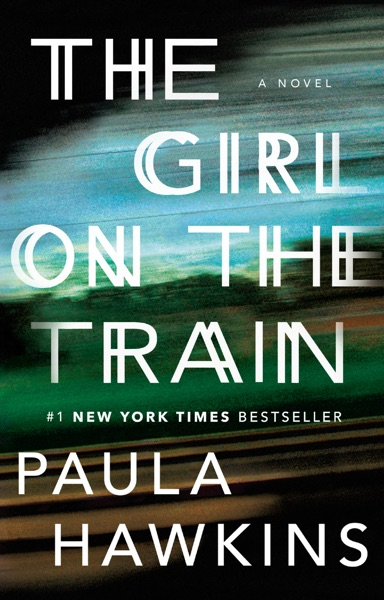 The Girl on the Train - Paula Hawkins book cover
