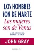 Los hombres son de Marte, las mujeres son de Venus Book Cover