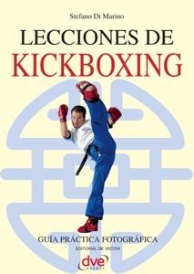 Lecciones de kickboxing Book Cover