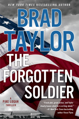 The Forgotten Soldier - Brad Taylor book
