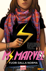 Ms. Marvel 1 (Marvel Collection) Libro Cover
