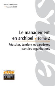 Le management en archipel - Tome 2 La couverture du livre martien