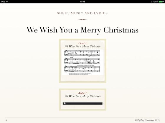 I Wish You A Merry Christmas Lyrics.We Wish You A Merry Christmas