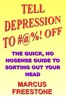 Tell Depression To #@%! Off