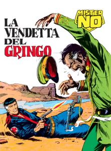 Mister No. La vendetta del gringo Libro Cover