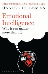 Emotional Intelligence La couverture du livre martien