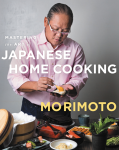 Mastering the Art of Japanese Home Cooking Book Cover