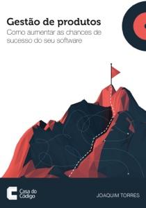 Gestão de produtos de software de Joaquim Torres Capa de livro