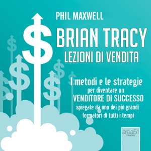 Brian Tracy. Lezioni di vendita Copertina del libro