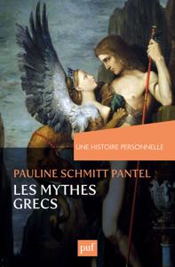 Une histoire personnelle des mythes grecs La couverture du livre martien