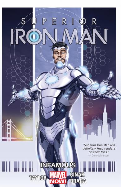 Superior Iron Man Vol. 1