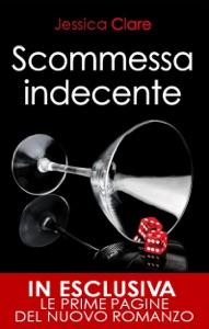 Scommessa indecente Book Cover