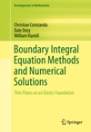 Boundary Integral Equation Methods And Numerical Solutions
