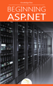 Beginning ASP.NET Book Cover