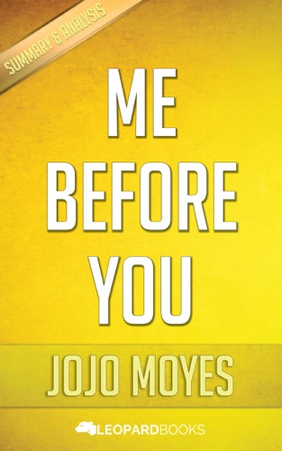 Leopard Books - Me Before You by Jojo Moyes