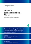 Idioms In Salman Rushdies Novels