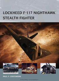 Lockheed F-117 Nighthawk Stealth Fighter book
