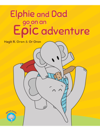 Elphie and Dad go on an Epic adventure book
