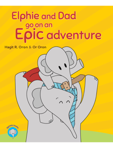 Elphie and Dad go on an Epic adventure Book Review