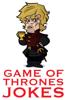 Jack Jokes - Game of Thrones Jokes kunstwerk