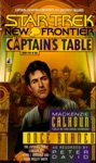 Star Trek New Frontier The Captains Table 5 Once Burned