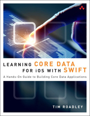 Learning Core Data for iOS with Swift - Tim Roadley book