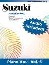Suzuki Violin School - Volume 6 Revised