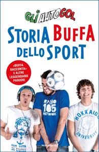 Storia Buffa dello sport Libro Cover