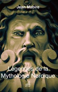 Légendes de la Mythologie Nordique La couverture du livre martien