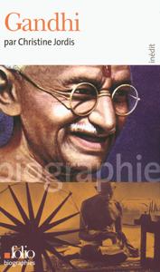 Gandhi La couverture du livre martien