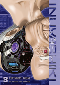 Inuyashiki Volume 3 Book Cover