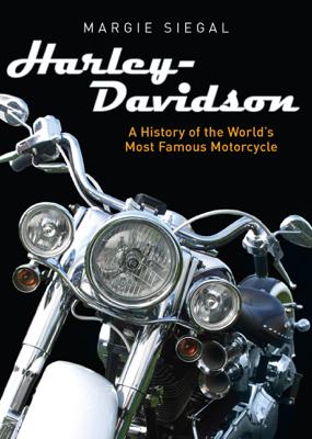 Harley-Davidson - Margie Siegal book