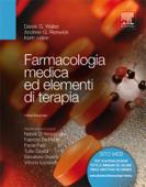 Farmacologia medica ed elementi di terapia Book Cover