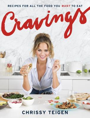 Cravings - Chrissy Teigen & Adeena Sussman book