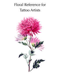 Floral Reference for Tattoo Artists