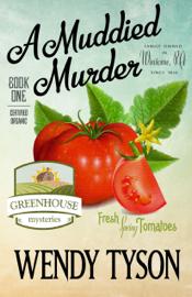 A Muddied Murder book